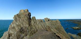 Park of Bic Rocks Stock Image