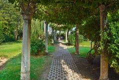 Park bij Spleet, Kroatië stock fotografie