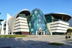 Park boulevard. In Baku, Azerbaijan Stock Photo