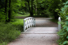 Park Bridges Royalty Free Stock Photos