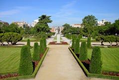 Park Buen-Retiro, Madrid Lizenzfreies Stockfoto