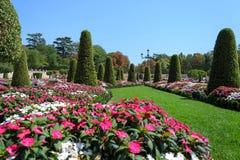Park Buen-Retiro, Madrid Lizenzfreies Stockbild