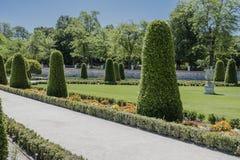 Park Buen-Retiro, Madrid Royalty Free Stock Photography