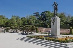 Park Buen-Retiro, Madrid Stock Image