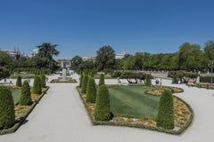 Park Buen-Retiro, Madrid Royalty Free Stock Image
