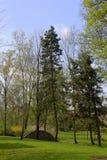 Park in Cakovice Royalty Free Stock Photos