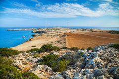 Park Cape Greco landscape Royalty Free Stock Photo