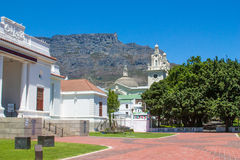 Park in Cape Town. UAR royalty free stock photography