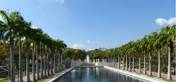 Park Caracas Venezuela royalty-vrije stock foto