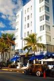 Park Centraal Hotel, het Strand van Miami royalty-vrije stock foto's