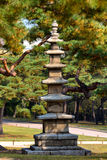 Park of Changgyeonggung Palace, Seoul, South Korea. Stock Photography