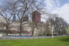 Park in Chicago Royalty Free Stock Photography