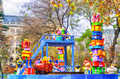 A Park for Children Royalty Free Stock Images