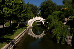Park in China. A park in Beijing, China Royalty Free Stock Photography