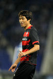 Park Chu-young du Celta Vigo Photo libre de droits