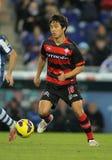 Park Chu-young von Celta Vigo Stockfotos