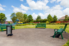 Park in the city Royalty Free Stock Photo