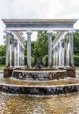 Park city fountains Royalty Free Stock Photo