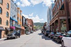 Park City, Utah lizenzfreie stockfotos