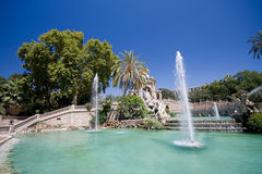 Park Ciutadel, Barcelona Stock Photo