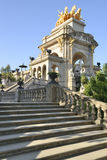 Park Ciutadella in Barcelona royalty free stock photos