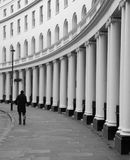 Park Crescent, London Royalty Free Stock Image