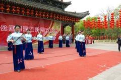 Park Cultural Festival Stock Images