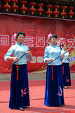Park Cultural Festival Royalty Free Stock Photo