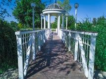 104-Park de um arco-íris Foto de Stock Royalty Free