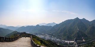 Park der Chinesischen Mauer Lizenzfreies Stockbild