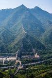 Park der Chinesischen Mauer Stockbilder