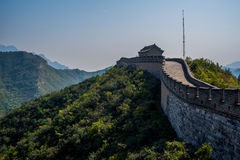 Park der Chinesischen Mauer Stockbild