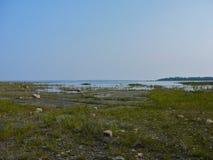 Park der Königin-Elizabeth Mnido Mnising Natural Environment, Manitoulin-Insel lizenzfreie stockbilder