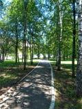 Park der Kultur lizenzfreie stockbilder