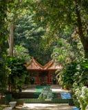 Park der panamaischen chinesischen Freundschaft lizenzfreie stockbilder