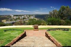 Park des Königs in Perth, Westaustralien Lizenzfreie Stockfotos