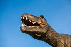 Park dinosaury fotografia royalty free