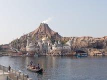 Free Park Disney SEA Royalty Free Stock Photography - 50071537