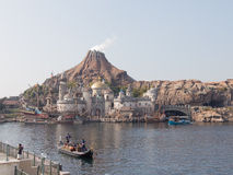 Park Disney SEA Royalty Free Stock Photography