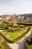 Park in Durbuy Royalty Free Stock Photo
