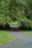 Park-Eingang Lizenzfreie Stockbilder