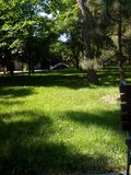 Park enkel in Anapa Stock Foto's