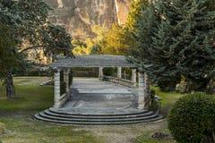 Park Entrepenas Royalty Free Stock Photo