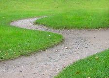park för 2 lane Royaltyfri Foto