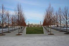 Park för fyra friheter Fotografering för Bildbyråer