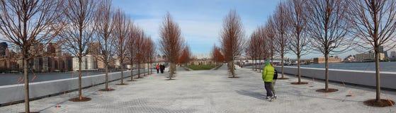 Park för fyra friheter Arkivfoto