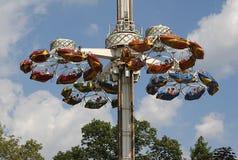 Park-Fahrten Lizenzfreie Stockfotos
