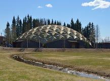 Park Fairbanks obraz royalty free