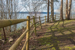 Free Park Fence 2 Royalty Free Stock Image - 89761756