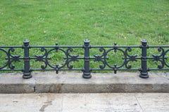 Park Fence Stock Photos